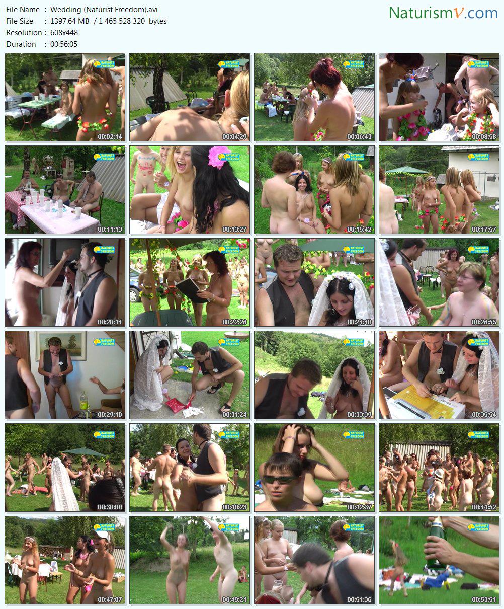 Farewell to freedom  Naturist Freedom 426 GB  Family