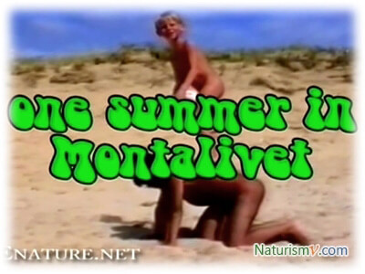 Однажды Летом в Монталивье / One Summer in Montalivet (Enature.net. KCN. RussianBare.com)