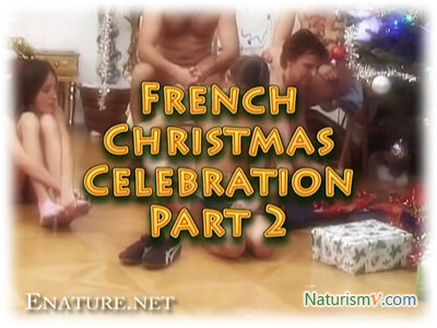 Французское Рождество. Часть 2 / French Christmas Celebration Part 2 (Enature.net. RussianBare.com)