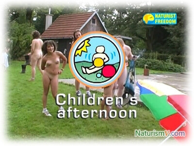 Детский Вечер / Children's Afternoon (Naturist Freedom)