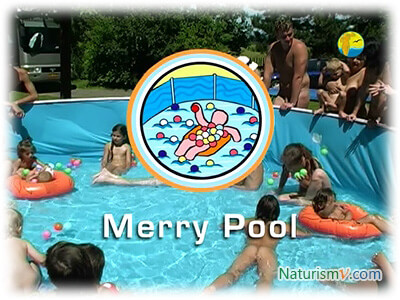 Веселый Бассейн / Merry Pool (Naturist Freedom)