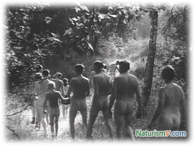 Вся Правда о Нудистах / The Expose of the Nudist Racket (Hollywood. 1938)