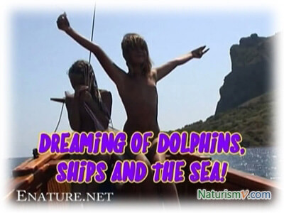 Мечтая о Дельфинах / Dreaming of Dolphins (AWWC. Enature.net. RussianBare.com. 2008)