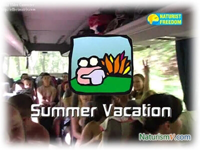 Летние Каникулы / Summer Vacation (Naturist Freedom)