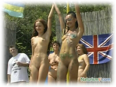 Голые и Прекрасные в Болгарии / Bare and Beautiful in Bulgaria (Enature.net. RussianBare.com. 2002)