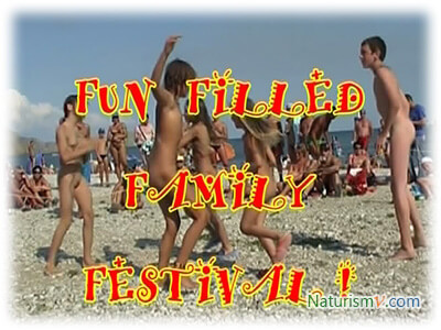 Наполненный Весельем Семейный Фестиваль / Fun Filled Family Festival (AWWC. Enature.net. RussianBare.com. 2008)