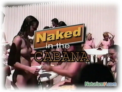 Обнаженные в Кабане / Naked in the Cabana (EuroVid FKK. 1992)