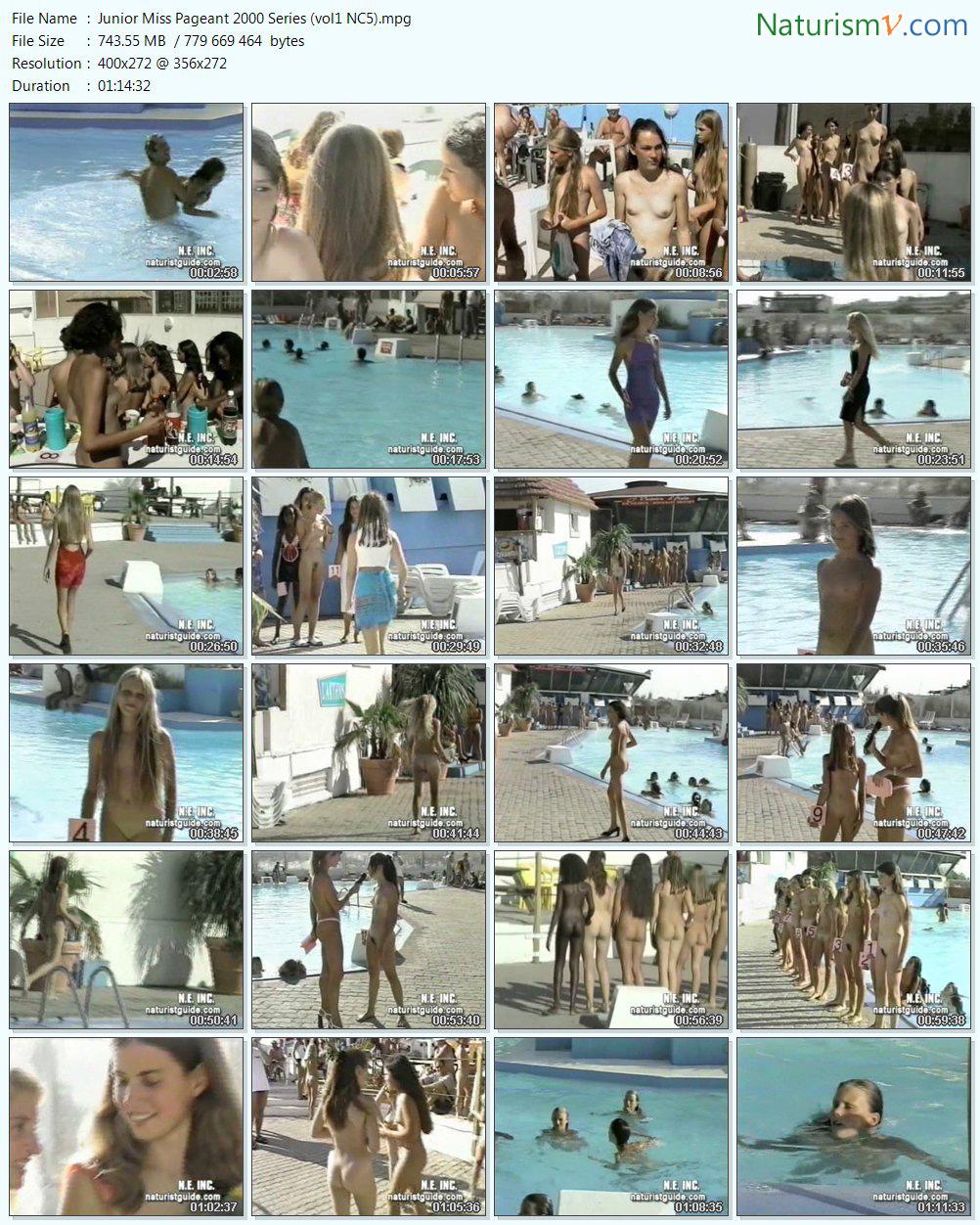 Junior nudist 2000 Дополнительная информация