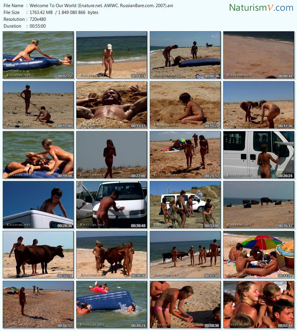 RussianBare.com Family beach pageant Дополнительная информация