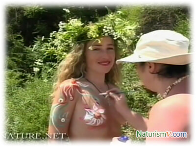 Летнее Солнцестояние. Часть 1 / Summer Solstice. Part 1 (Enature.net. RussianBare.com. 2005)