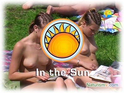 На Солнце / In the Sun (Naturist Freedom)