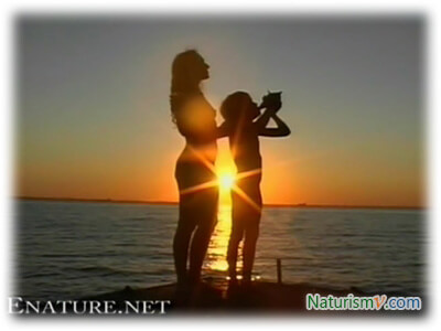 Летнее Солнцестояние. Часть 2 / Summer Solstice. Part 2 (Enature.net. RussianBare.com. 2005)
